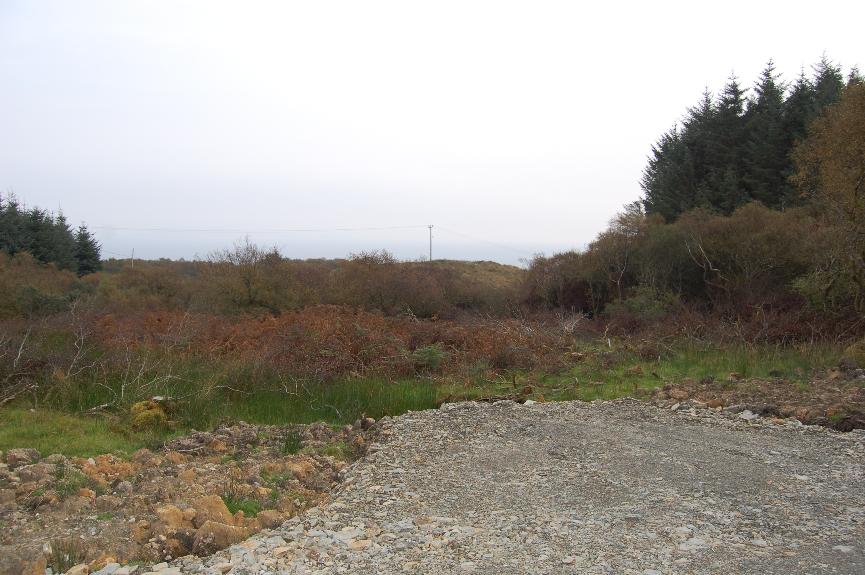 South Torresdale, eastern Kintyre, Argyll